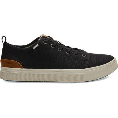 Pánské černé tenisky TOMS TRVL Lite Low Sneaker