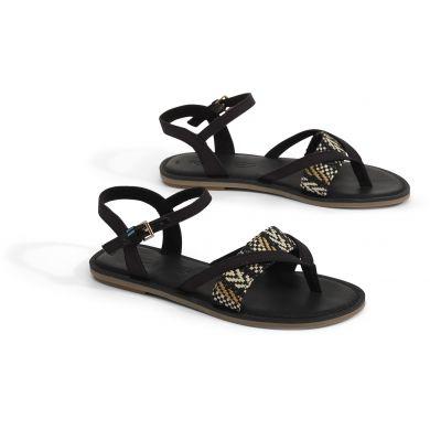 Dámské černé sandálky TOMS Lexie Sandals