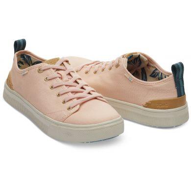Dámské světle růžové tenisky TOMS TRVL Lite Low Sneaker