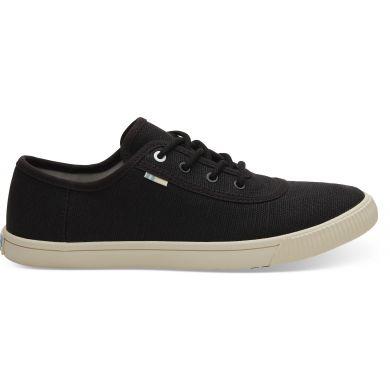 Dámské černé tenisky TOMS Black Carmel Sneakers