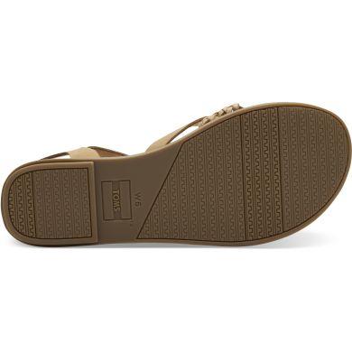 Dámské hnědé sandálky TOMS Lexie Sandals
