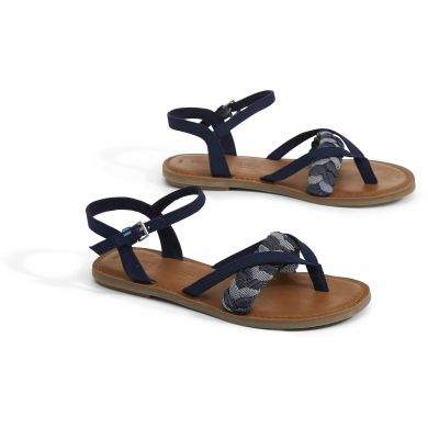 Dámské tmavě modré sandálky TOMS Lexie Sandals