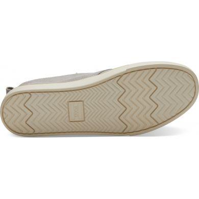 Dámské šedé tenisky TOMS Morning Dove Botas Boots