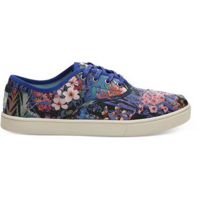 Dámské barevné tenisky TOMS Cordones Sneakers