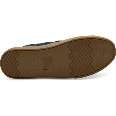 Pánské tmavě modré tenisky TOMS Leaves Botas Boots
