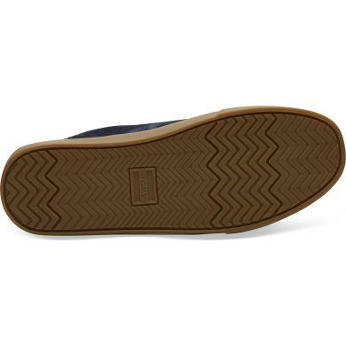 Pánské tmavě modré tenisky TOMS Cordones Sneakers