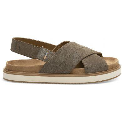 Dámské hnědé sandály TOMS Marisa Sandals