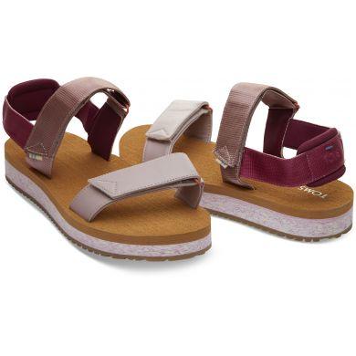 Dámské barevné sandály TOMS Ray Sandals