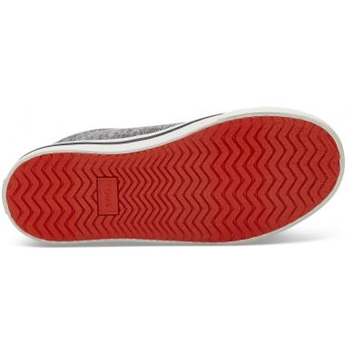 Dětské šedé tenisky TOMS  Youth Doheny Sneakers