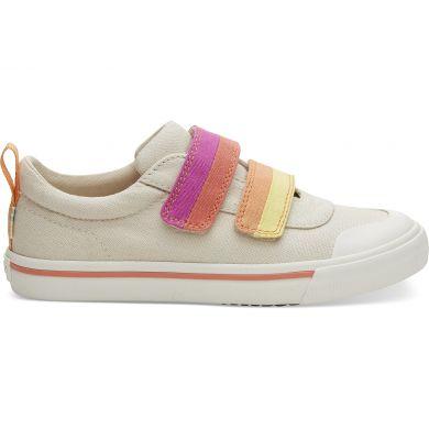 Dětské béžové tenisky TOMS Youth Doheny Sneakers