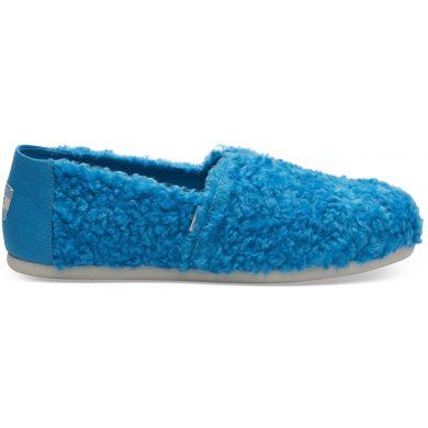 Dámské modré TOMS Sesame Street Collection Alpargatas