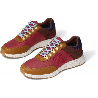 Dámské červené nepromokavé tenisky TOMS Arroyo