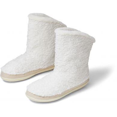 Dámské bílé vysoké boty TOMS Inez