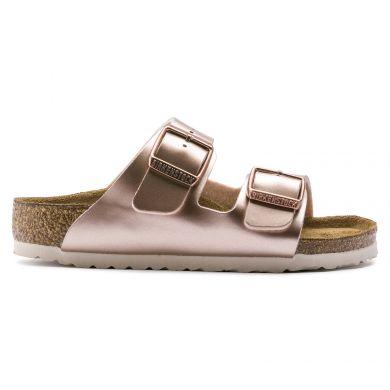 Růžové pantofle Birkenstock Arizona Birko-Flor