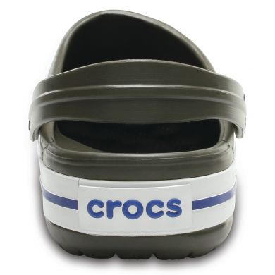 Crocband Dark Camo Green/Stucco