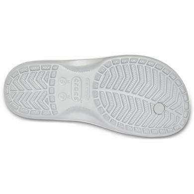 Crocband Flip  Light Grey/White