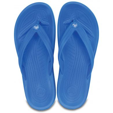 Crocband Flip  Ocean/Electric Blue