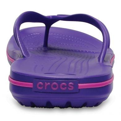 Crocband Flip  Ultraviolet/Vibrant Violet