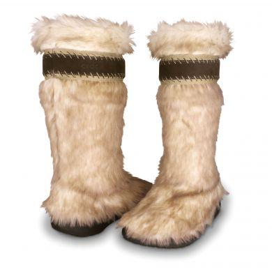 Cozy Fuzz Bootie