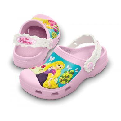 Disney Princess Dreams in Bloom Custom Clog