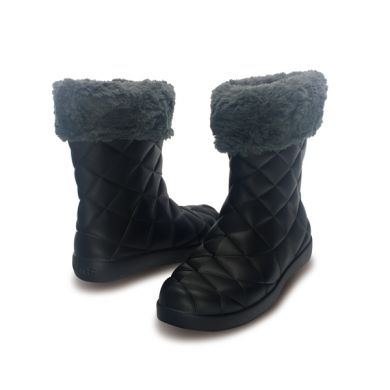 Super Molded Cuffed Puff Boot
