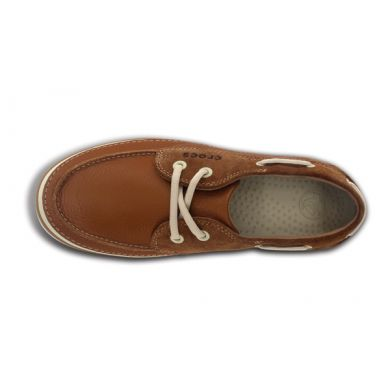 Hover Boat Leather Shoe