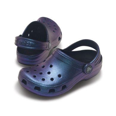 Classic Iridescent Clog Kids