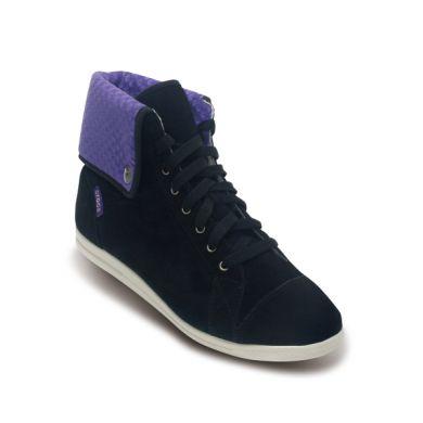LoPro Suede Hi-top Sneaker