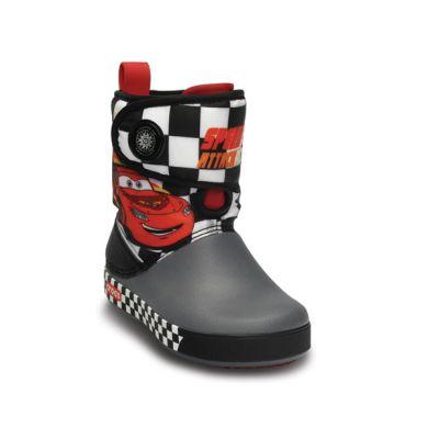 Crocband II.5 Gust Boot Lightning McQueen