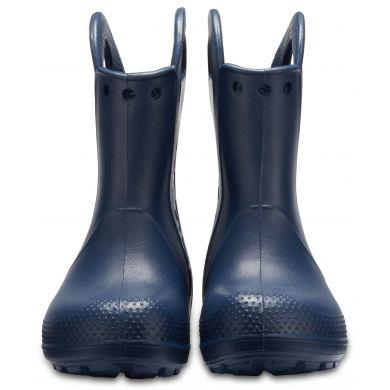 Handle It Rain Boot Kids Navy
