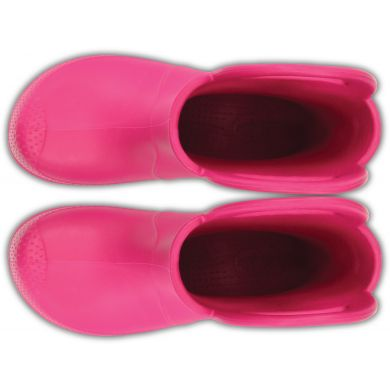 Handle It Rain Boot Kids Candy Pink