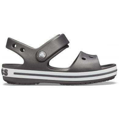 Crocband Sandal Kids Graphite