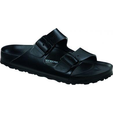Černé pantofle Birkenstock Arizona Eva