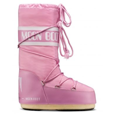 Dámské růžové sněhule Moon Boot Nylon