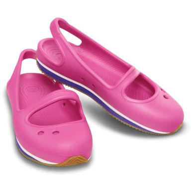 Crocs Retro Mary Jane Girls