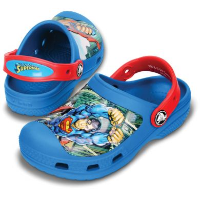 Creative Crocs Superman Clog