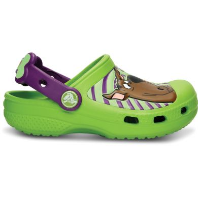 Creative Crocs Scooby Doo Clog Kids