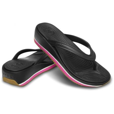 Crocs Retro Flip Wedge Women