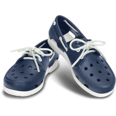 Beach Line Boat Shoe Kids J
