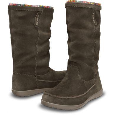Adela Suede Boot