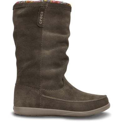Adela Suede Boot