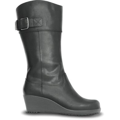 A-leigh Leather Boot