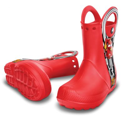 Handle It McQueen Rain Boot Kids