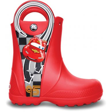 Handle It McQueen Rain Boot Kids