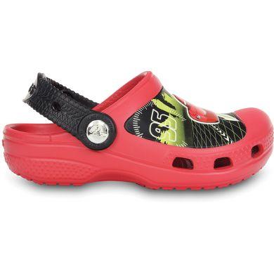 Creative Crocs Lightning McQueen Clog