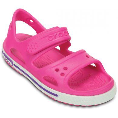 Crocband II Sandal Neon Magenta/Neon Purple