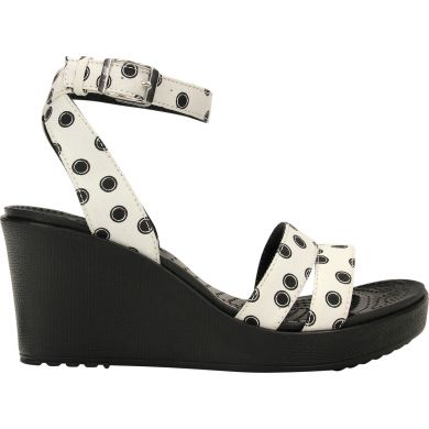 Leigh Graphic Wedge