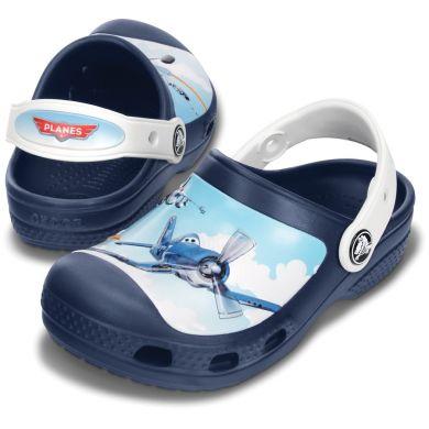Creative Crocs Planes Clog