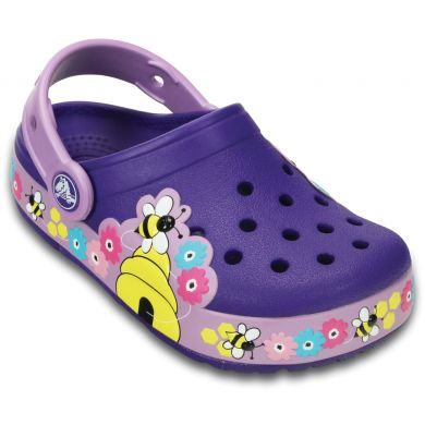CrocsLights Busy Bee Clog