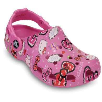 Hello Kitty Good Times Clog